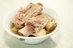 Pork Ribs Soup