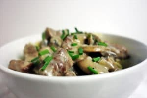 Beef Stroganoff - delicious, hearty, stick-to-your-ribs good!