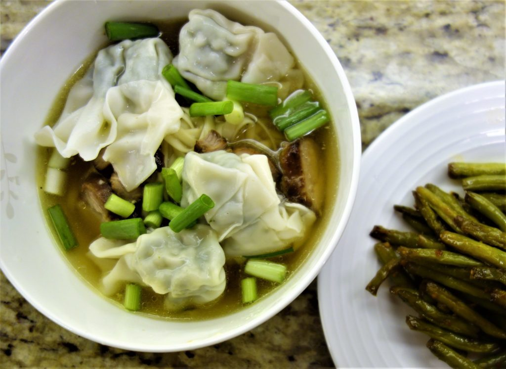 The Best Wonton Noodle Soup: Chinese Takeout Classic ...
