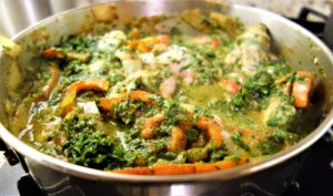 saag curry