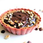 NUTELLA HAZELNUT TARTS - no bake desserts