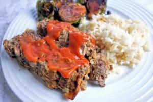 The Best Meatloaf Ever