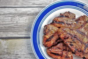 The Most Delicious Seared Lamb Chops