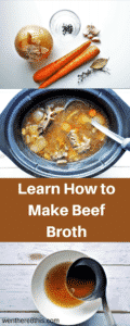 Learn How to Make Beef Broth in the Slow Cooker
