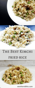 The Best Quick and Easy Kimchi Fried Rice