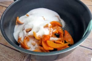 Candied Orange Peels - A great easy to make treat!