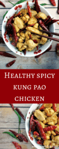 The Best Healthy Kung Pao Chicken