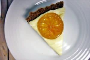Creamy Lemon Chiffon Pie - Fresh Homemade Desserts