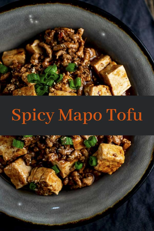 Mapo Tofu Recipe (Chinese Takeout)