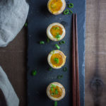 Learn how to make marinated ramen eggs