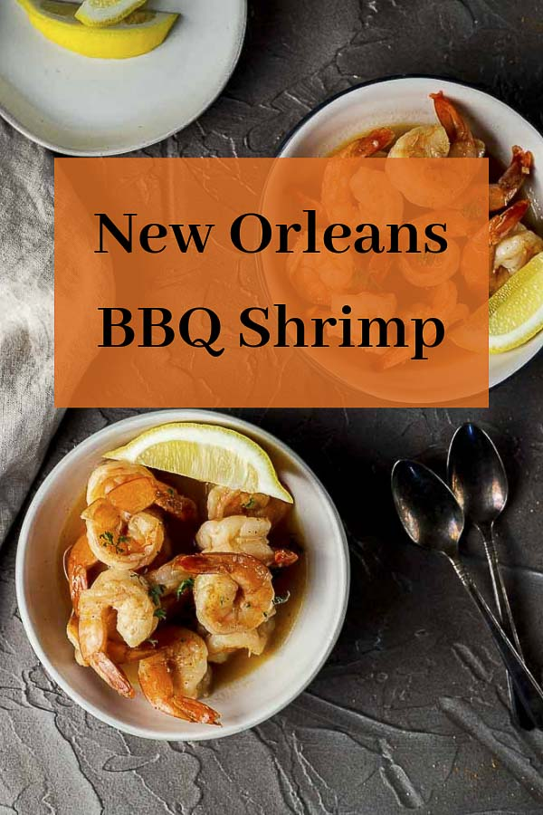 15 Minute New Orleans BBQ Shrimp Recipe