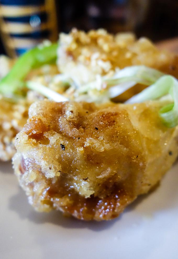 fried chicken wing, best vietnamese restaurants in san diego