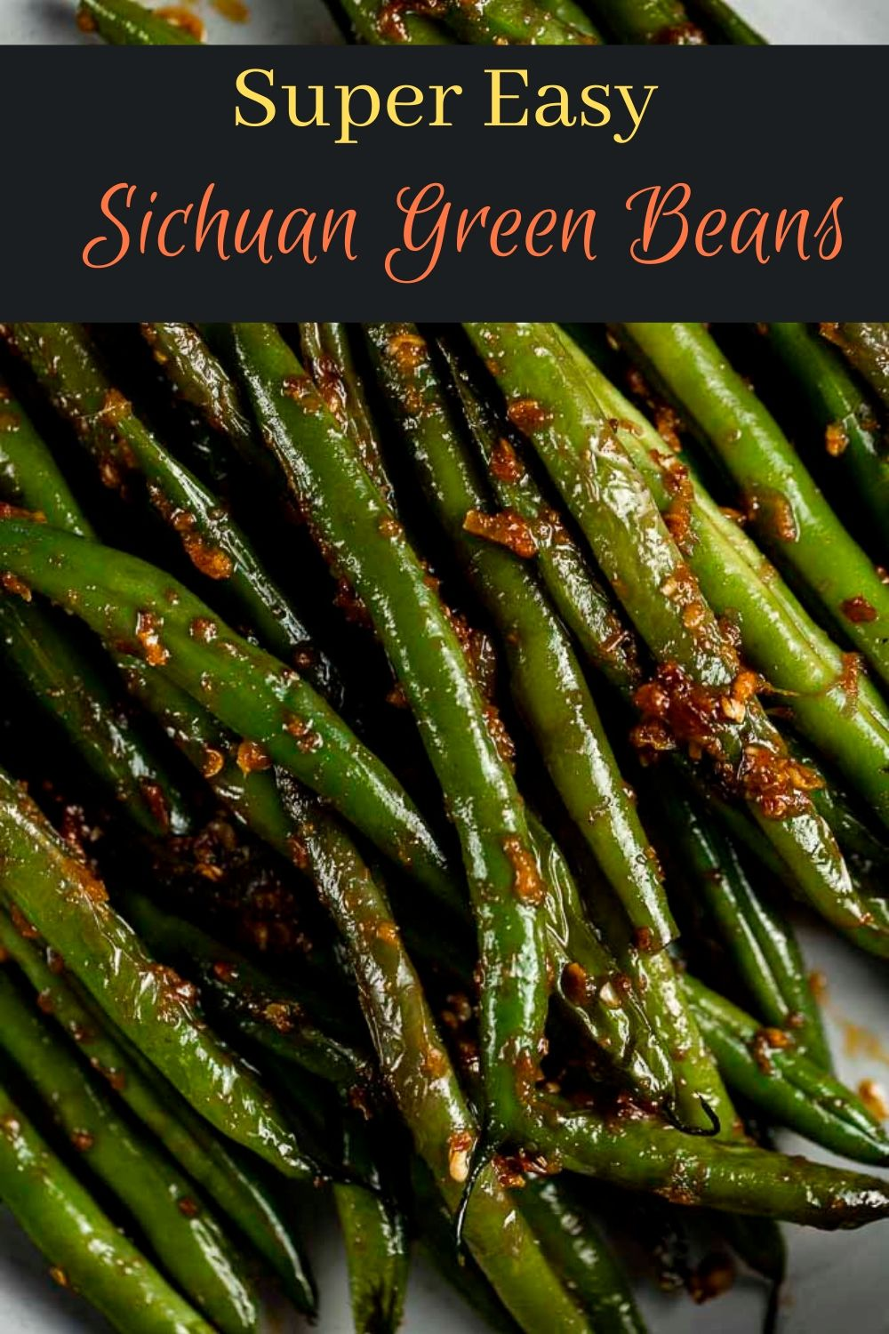 Spicy Chinese Stir Fry Green Beans