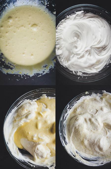 vietnamese sponge cake preparation steps