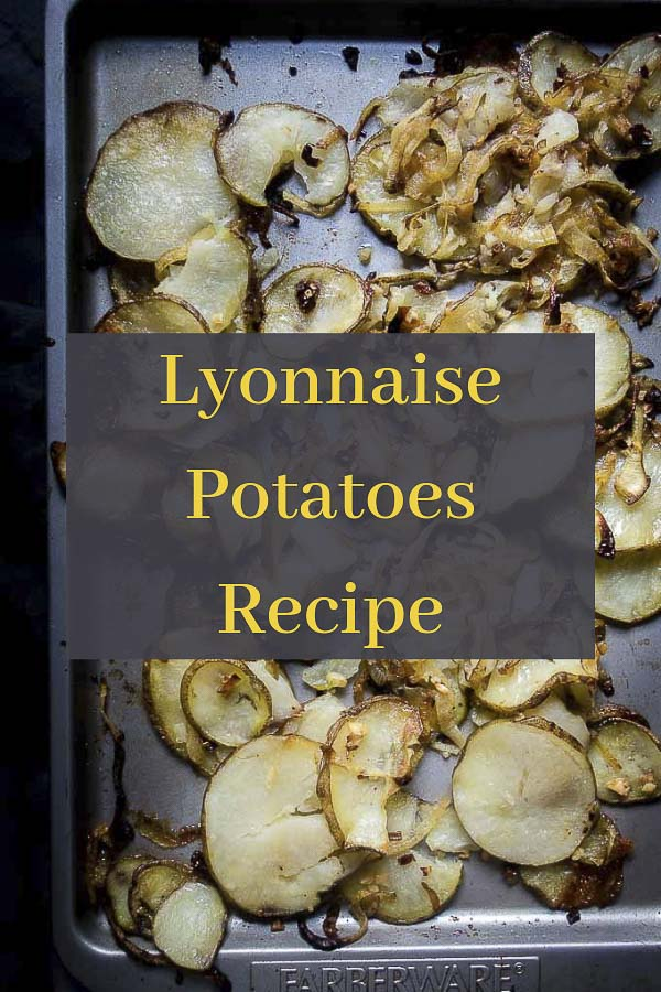 Oven Baked Lyonnaise Potatoes Recipe