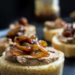 How to make Chicken Liver Mousse with Bacon Jam