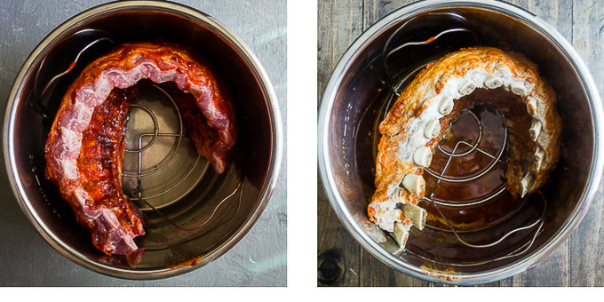 ribs in the instant pot