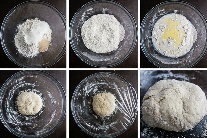 how to make dough for sweet korean pancakes step by step instructions
