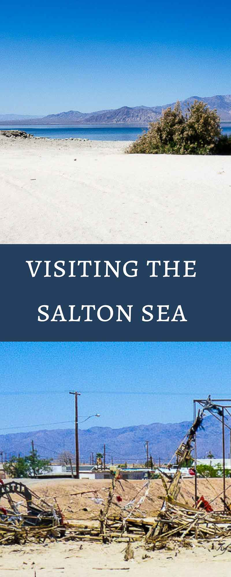 Once know as the next hot vacation spot for Southern Californians, the Salton Sea is now a tourist spot for a whole different reason - to check out the neat art work.salvation mountain, slabs, bombay beach, salton city, visit California, how to explore the salton sea, why visit the salton sea, california road trips, easy jesus, salton sea religion, Salton sea attractions, salton sea photography