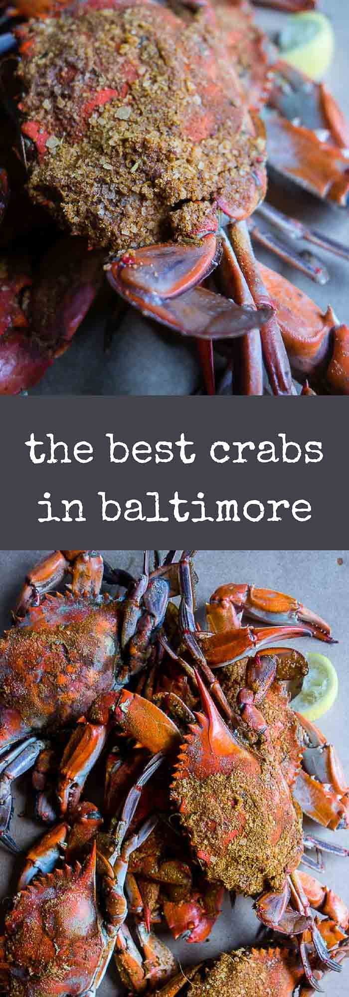 The Best Crabs in Baltimore: LP Steamers Restaurant
