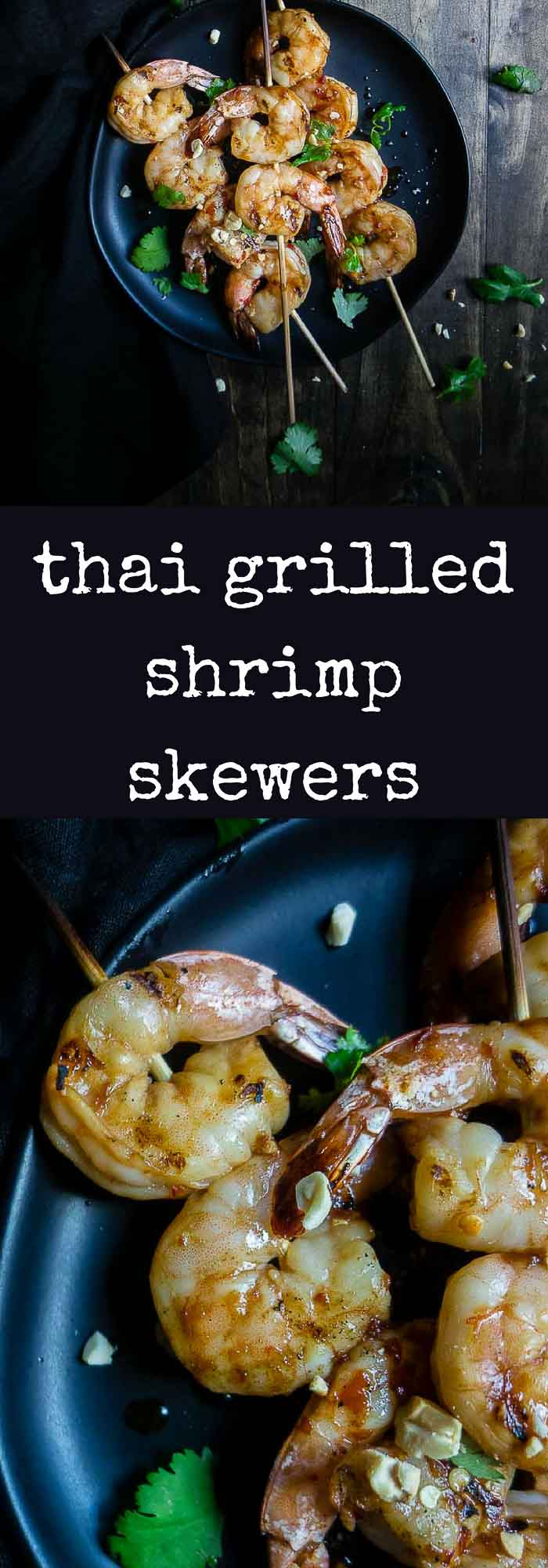 These Thai Grilled Shrimp Skewers are the most amazingly flavorful juicy, succulent shrimp you\'ll ever make, served with Thai coconut sticky rice! BEST SHRIMP EVER! I love these things.nam prik shrimp | grilled shrimp | thai marinated shrimp | grilled shrimp | chili lime shrimp | grilled thai shrimp skewers | healthy grilled shrimp | healthy shrimp recipes | thai coconut sticky rice | coconut rice | how to make sticky rice | Thai takeout recipes | thai fusion