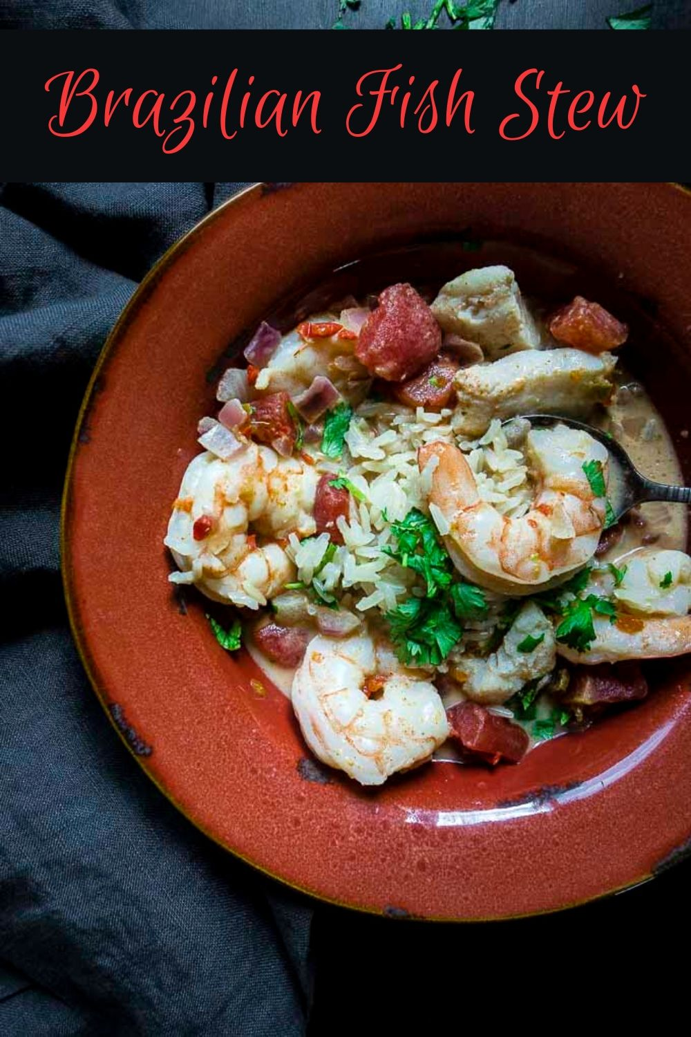 Brazilian Fish Stew (Moqueca)