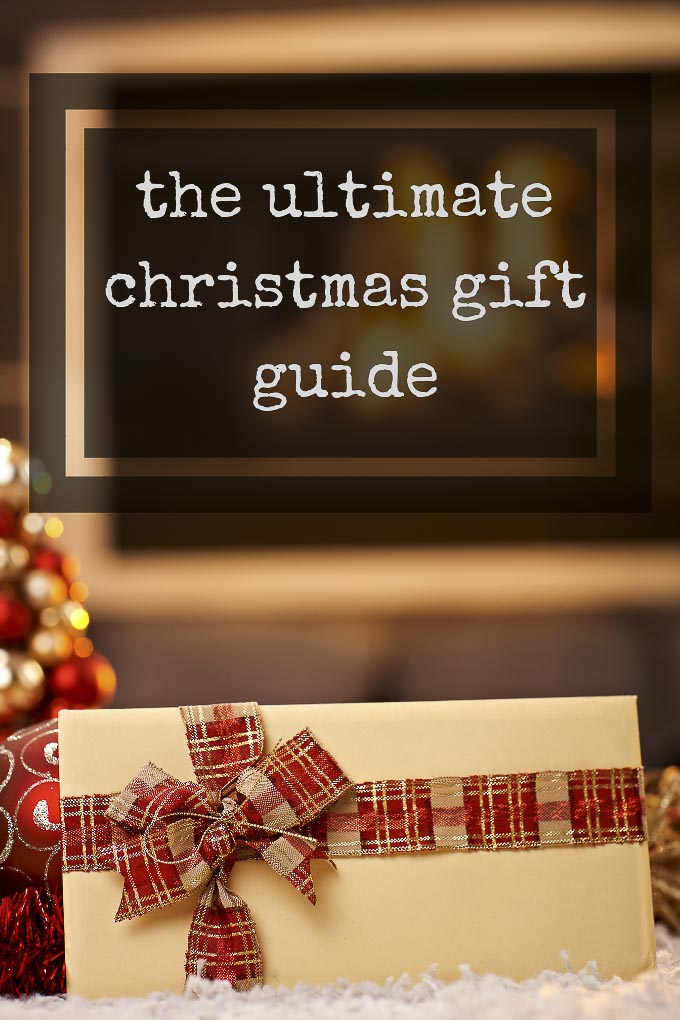 photo of christmas presents for the ultimate Christmas gift guide for foodies