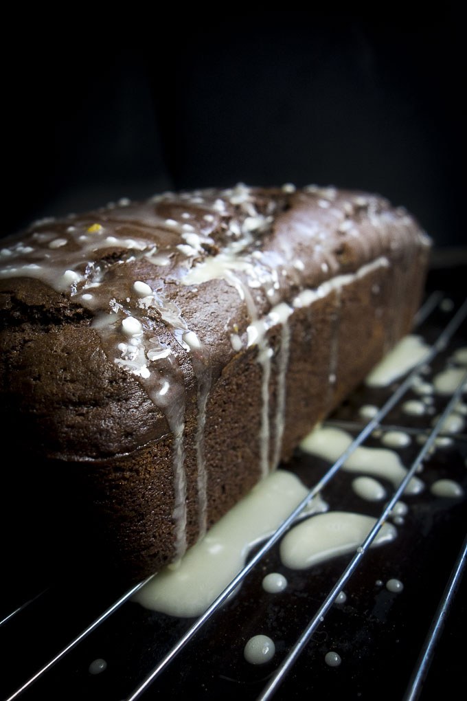 Orange Chocolate Bread with Easy Orange Glaze - Went Here 8 This