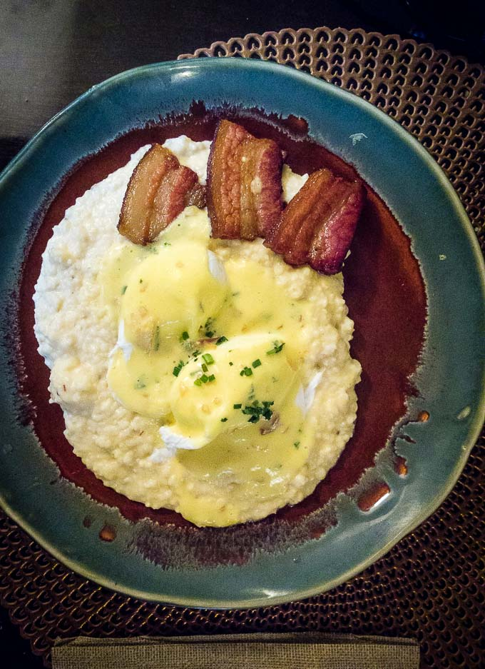 hillbilly grits at the tabard inn - best breakfast dc