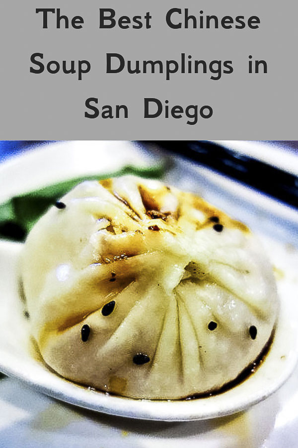 The Best Chinese Soup Dumplings in San Diego