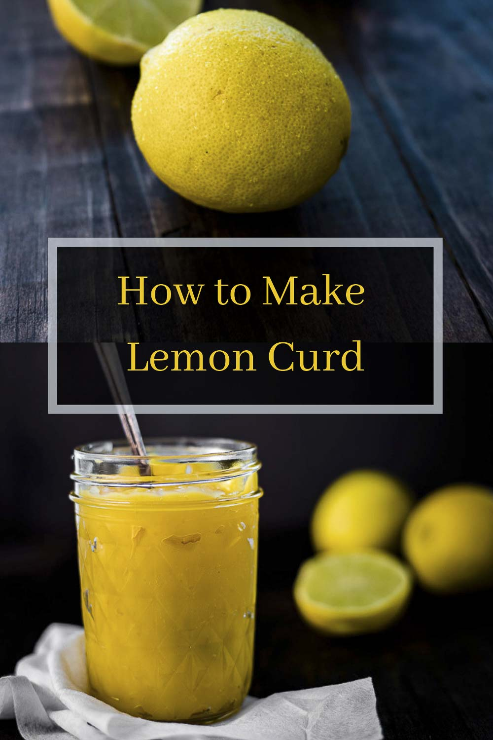 Sweet, tangy, rich and creamy, learn how to make Lemon Curd in under 30 minutes with step-by-step instructions and photos. Homemade lemon curd  is so much better than store bought and it\'s easy! Put this easy lemon curd on scones, toast, or muffins, or use it to bake cakes, pies and cookies. Or eat it with a spoon...#wenthere8this #homemadelemoncurd #meyerlemoncurd