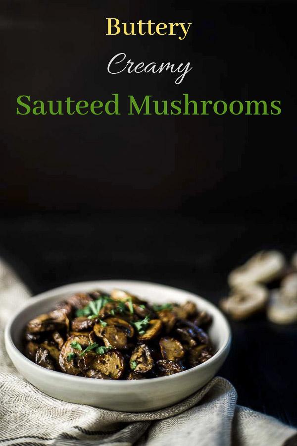 Sauteed Mushroom Sauce Recipe