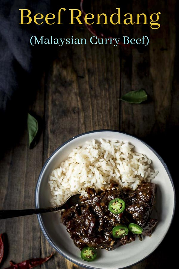 Beef Rendang Recipe (Malaysian Beef Curry)