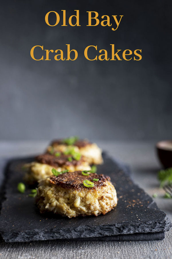 Classic Maryland Crab Cakes (Old Bay Crab Cakes)