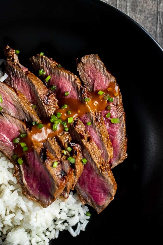 Gochujang Marinated Korean Beef Recipe Went Here 8 This