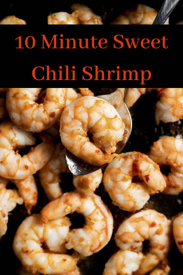 Sweet Chili Shrimp Recipe