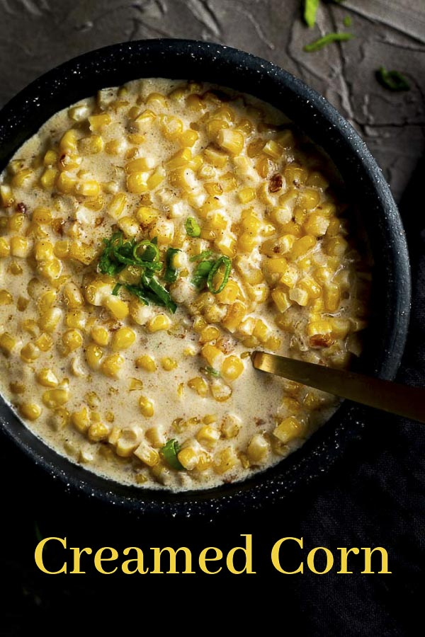 Instant Pot Homemade Creamed Corn Recipe