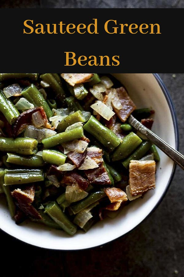 Sauteed Green Beans with Bacon Recipe