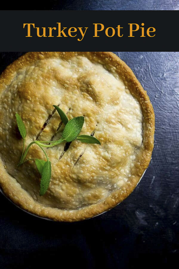 Leftover Turkey Pot Pie Recipe
