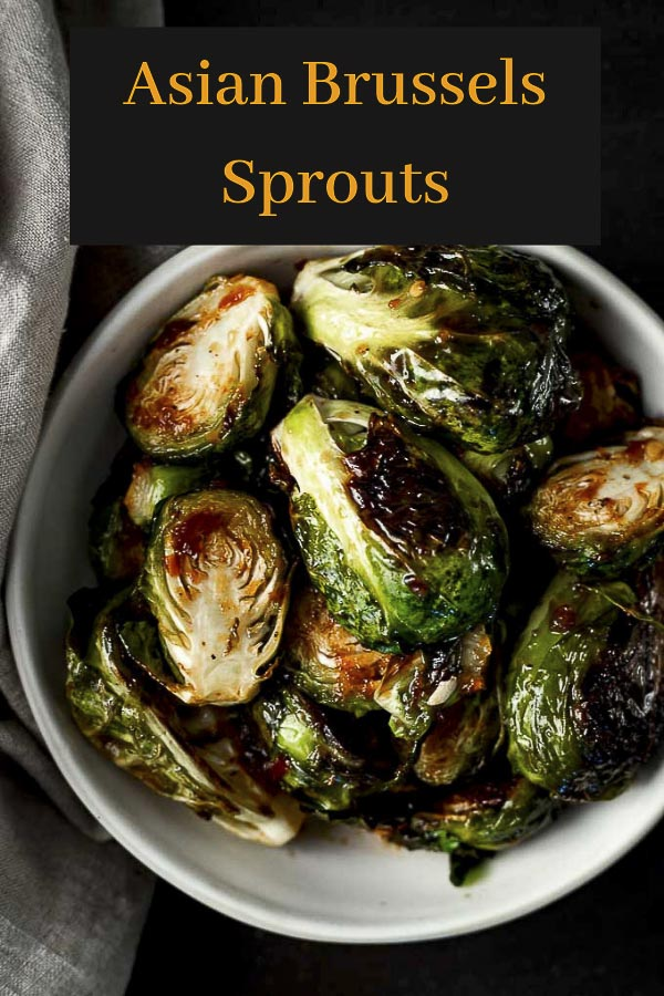Sweet & Spicy Brussels Sprouts (Roasted)
