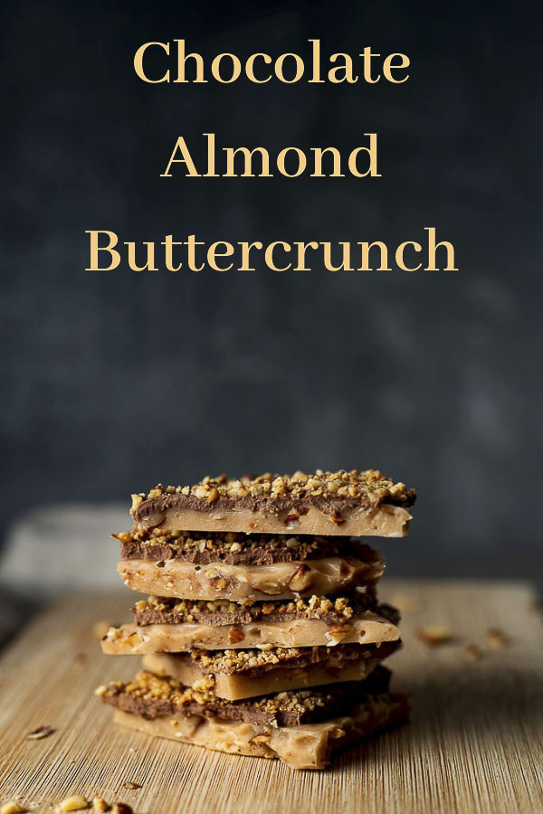 Butter Toffee Recipe (Buttercrunch)