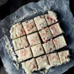 peppermint cheesecake squares