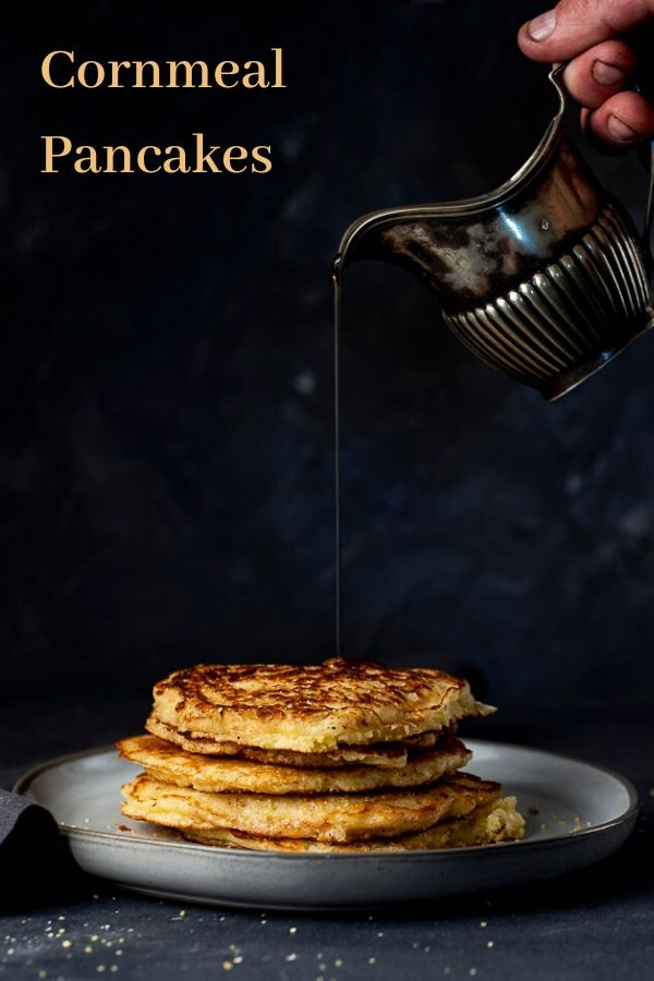 How to Make Cornmeal Pancakes (Johnny Cakes)