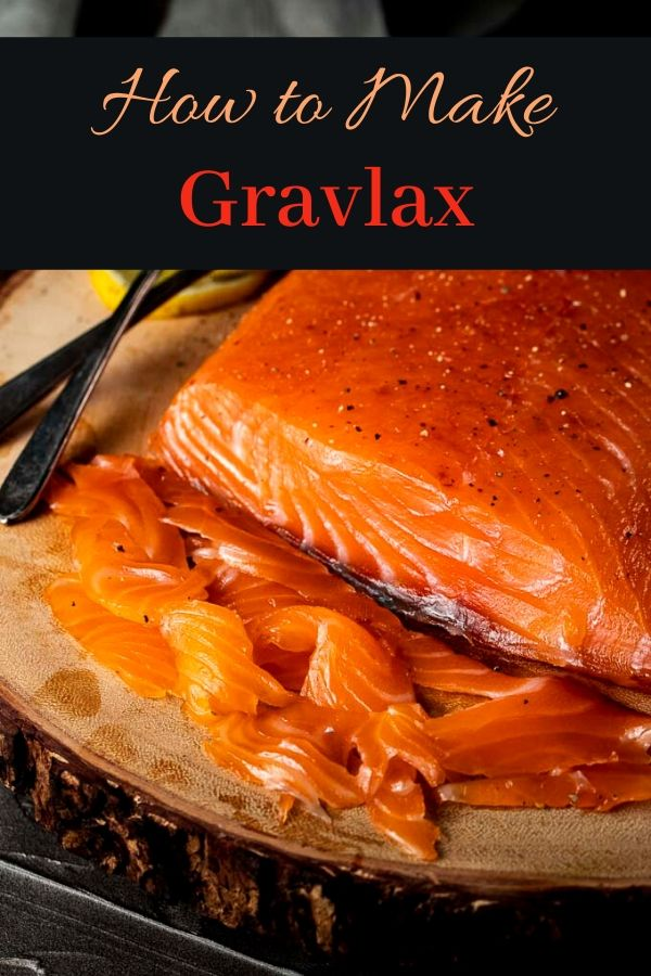 Cured Salmon Recipe (Gravlax)