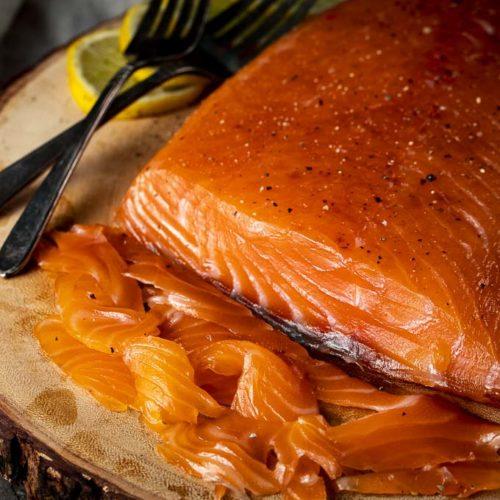 Cured Salmon Recipe (Gravlax) - Went