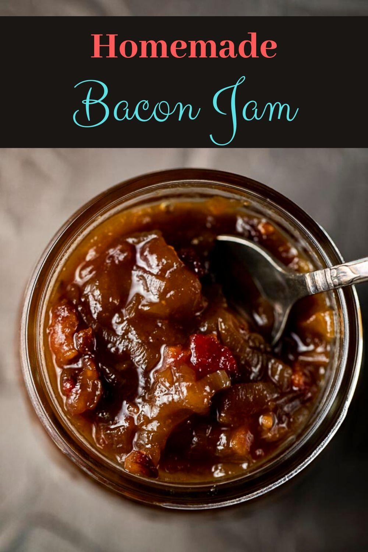 Homemade Bacon Onion Jam