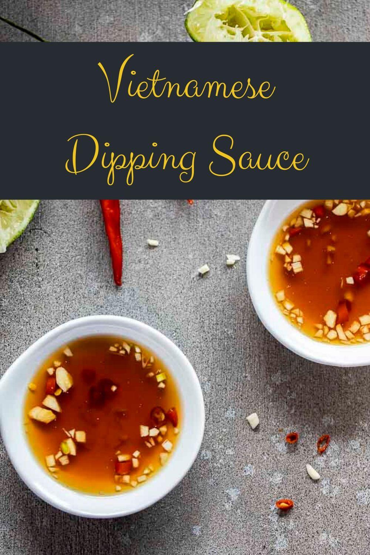 Nuoc Cham (Vietnamese Fish Sauce)