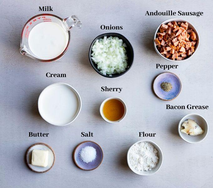 ingredients for instant pot pork chops