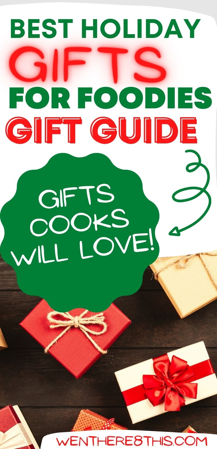 Best Gifts for Cooks (Holiday Gift Guide for Foodies)