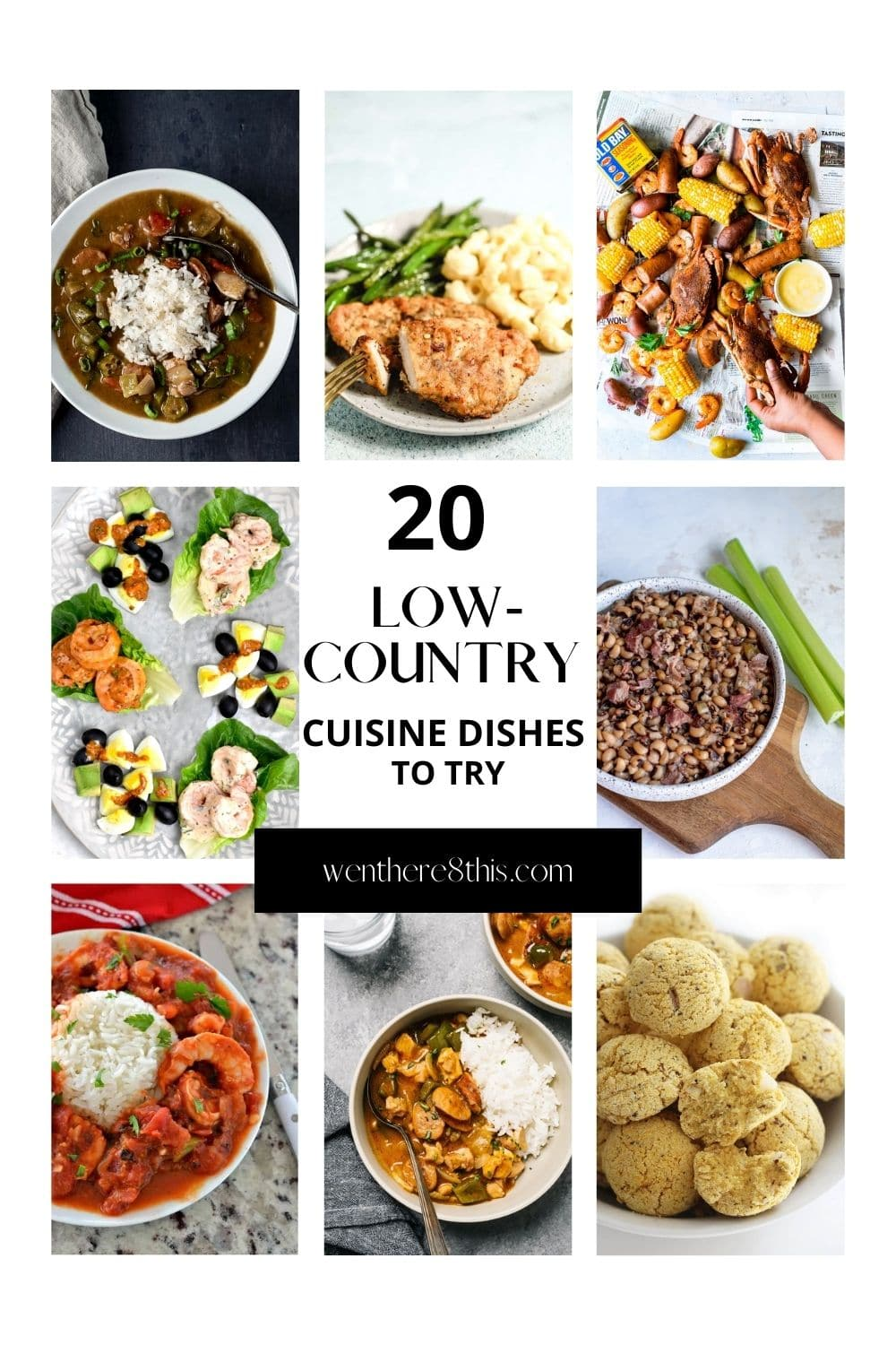 20+ Low Country Cuisine Dishes to Try Now!
